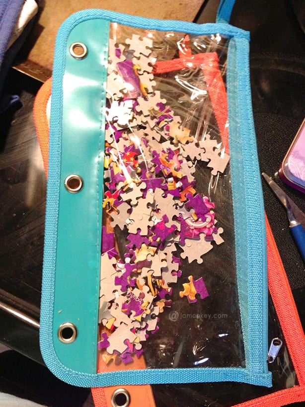 How to Organize Kids Puzzles