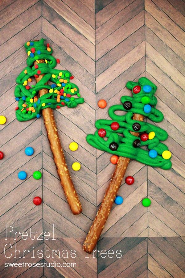 Pretzel-Christmas-Trees-at-Sweet-Rose-Studio-1