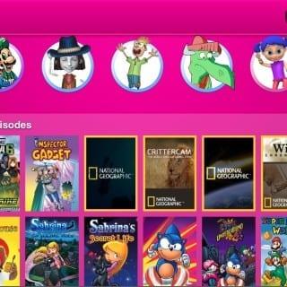 Children's Video Streaming – Kidoodle.TV