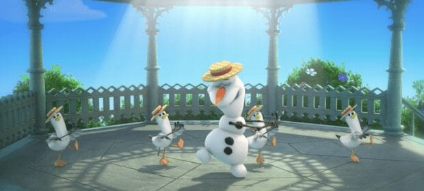 Disney's Frozen Easter Eggs