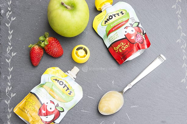 Motts Applesauce Pouches