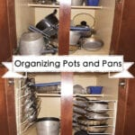 Organizing Your Pots and Pans