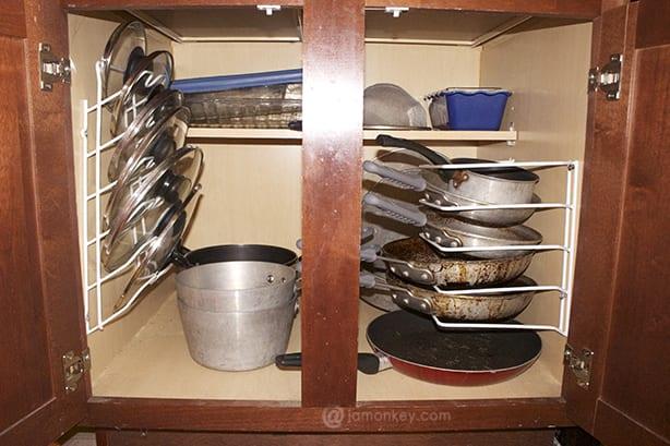 Pots and Pans Organization