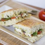 Roasted Tomato and Mozzarella Panini – Starbucks Copy Cat Recipe