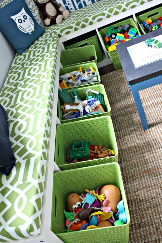 Kids Room And Toy Organizing Ideas