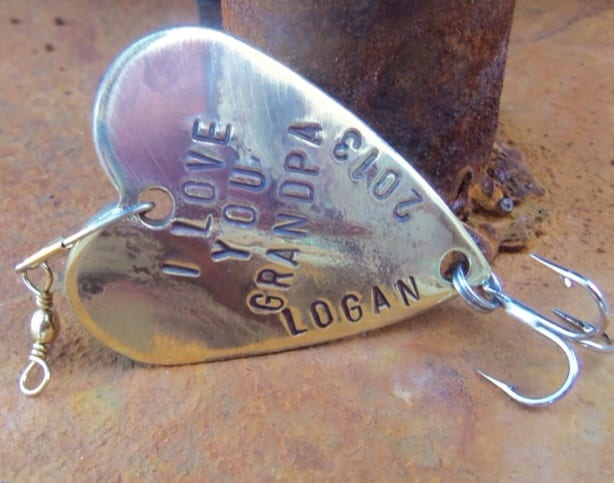 Personalized fishing lures jamonkey for Personalized fishing lure