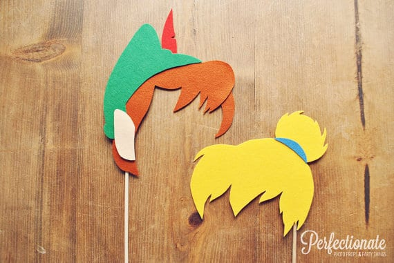 Peter Pan Tinkerbell Photo Prop
