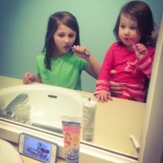 Making Tooth Brushing Fun – Oral B Disney Timer App