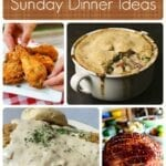 Southern Style Sunday Dinner Ideas