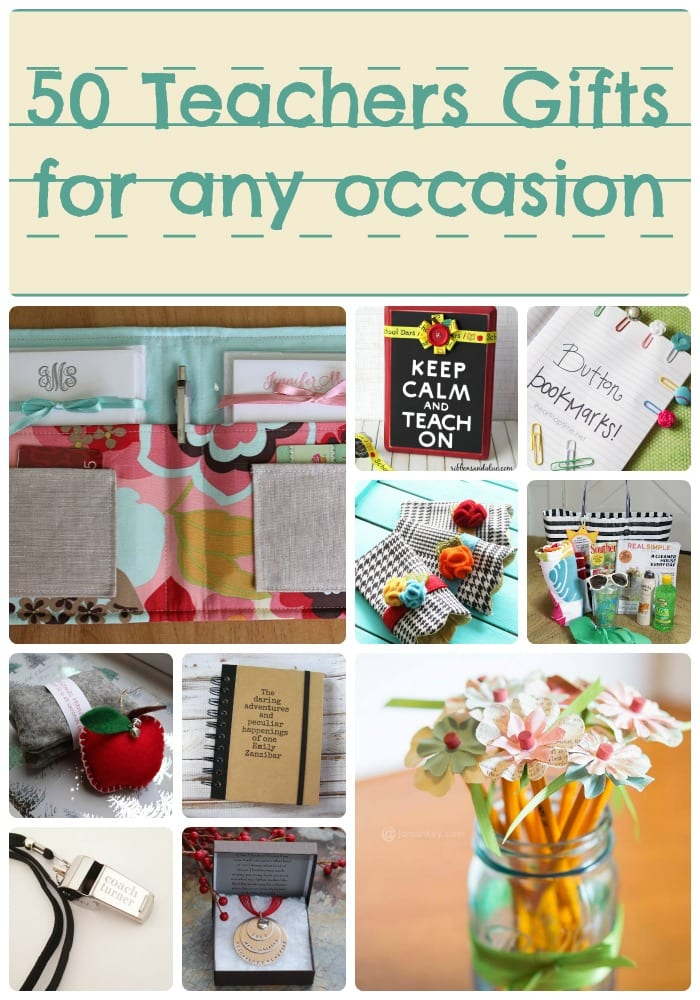 Best Teachers Gifts for Any Time of the Year | JaMonkey by Meghan Cooper