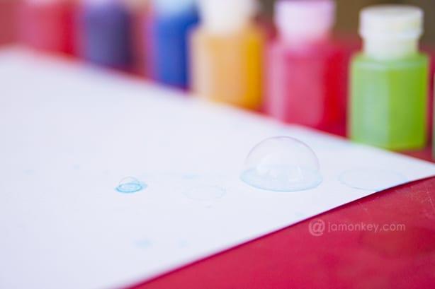 Hidden Mickey Bubble Art - Disney Side