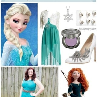 Disney Princess Inspired Outfits Part 1