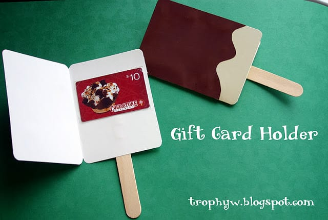 Ice Cream Gift Card