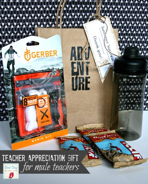Teacher Appreciation Gift for Male Teachers