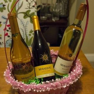Easter Brunch and Dinnner Wine Pairings