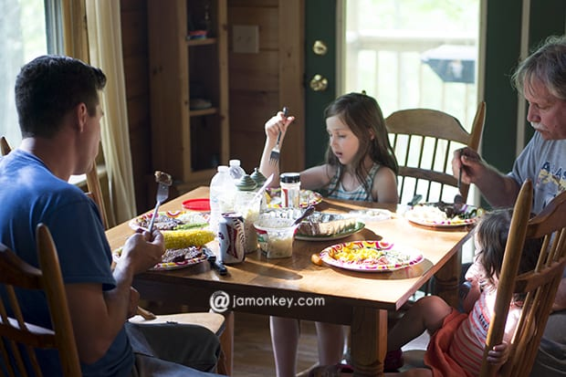 Summer Grilling Brings People Together