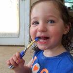 Brushing Little Teeth