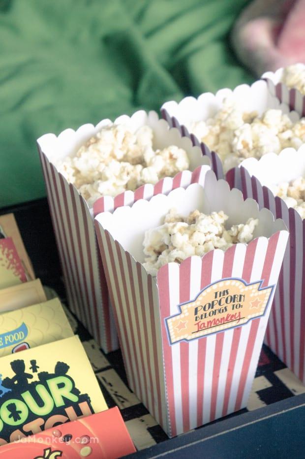 Golden Oreo Popcorn
