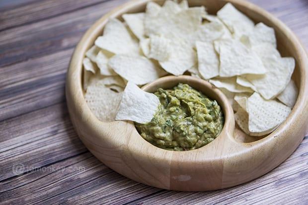 Spicy Habanero Guacamole Recipe — JaMonkey