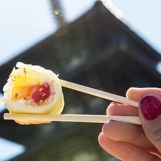 Fruit Dessert Sushi – Frushi Recipe