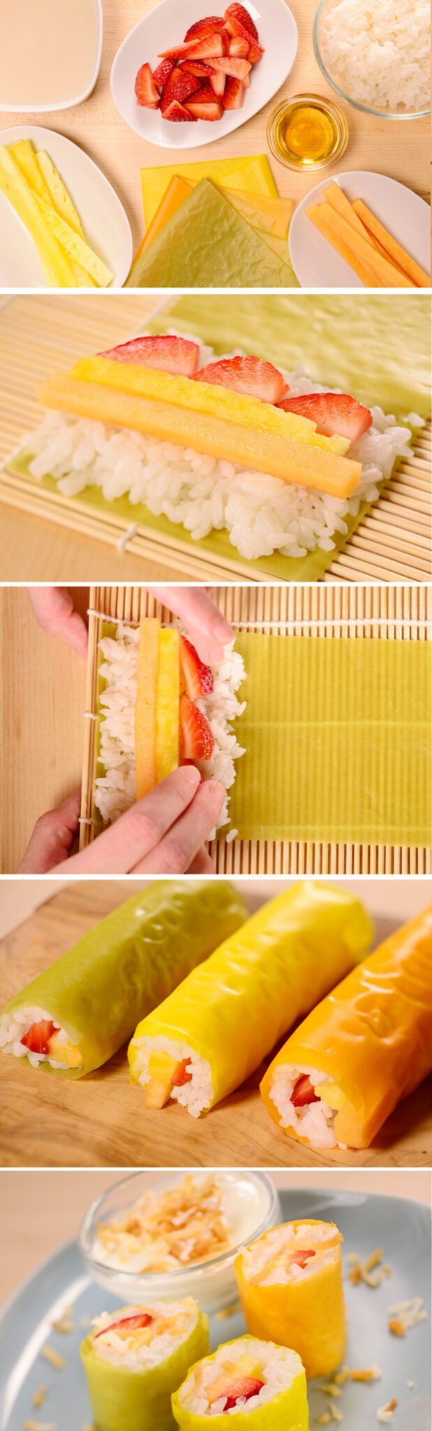 How to make Frushi