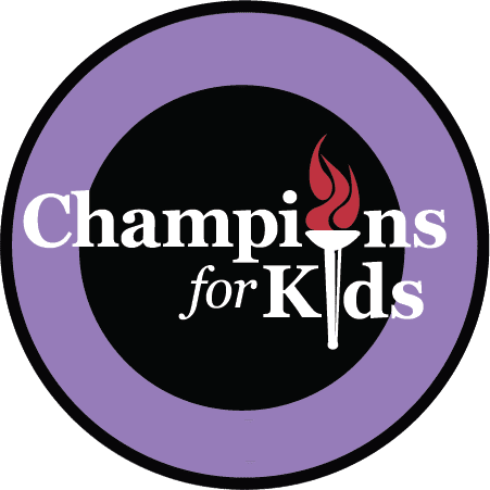 Champions for Kids Logo
