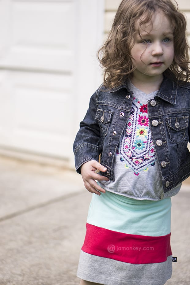Moxie Jean Outfit