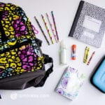 Back to School Essentials and Tips