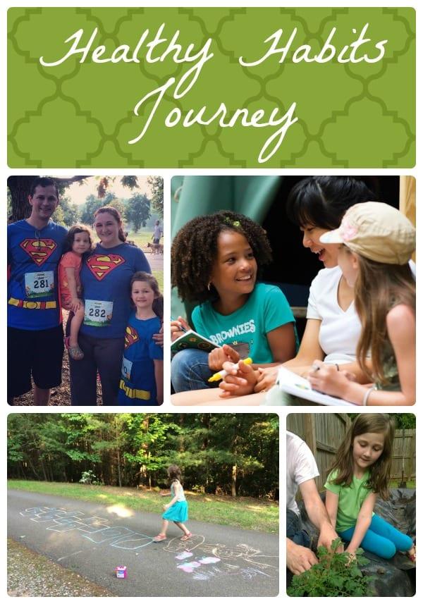 Healthy Habits Journey