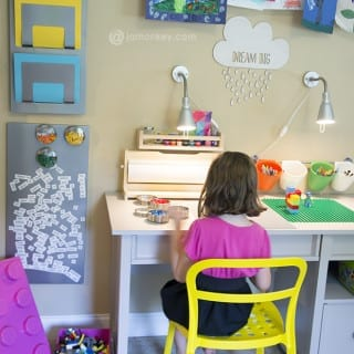 Super Awesome Study Spaces for Kids