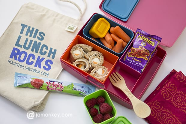 Awesome Kids Lunches - Rock The Lunch