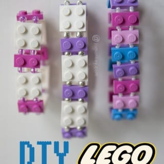 DIY LEGO Bracelets
