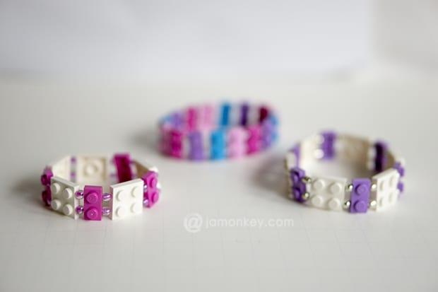 DIY LEGO Bracelet