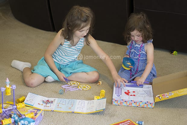 Getting Girls Interested in Engineering with GlodieBlox