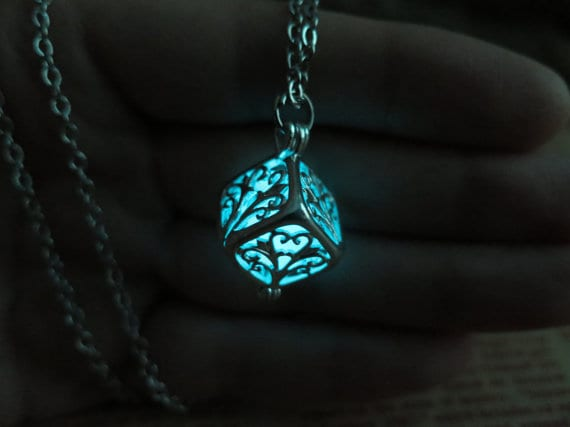 Beautiful Glowing Necklaces