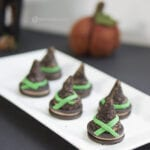 Wickedly Good Witch Hat Cookies
