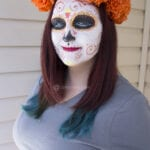 Day of the Dead – Book of Life La Muerte Make-up Tutorial