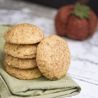 Pumpkindoodle Cookies – To Add to Your Pumpkin Spice Craze