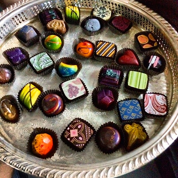 Hunger Games Catching Fire Capital Chocolates
