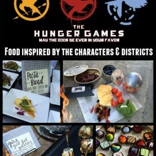 The Hunger Games – Food Inspired from the Characters and Districts