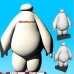 Meet Baymax from Disney's Big Hero 6