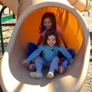 Playing in the Park #ww