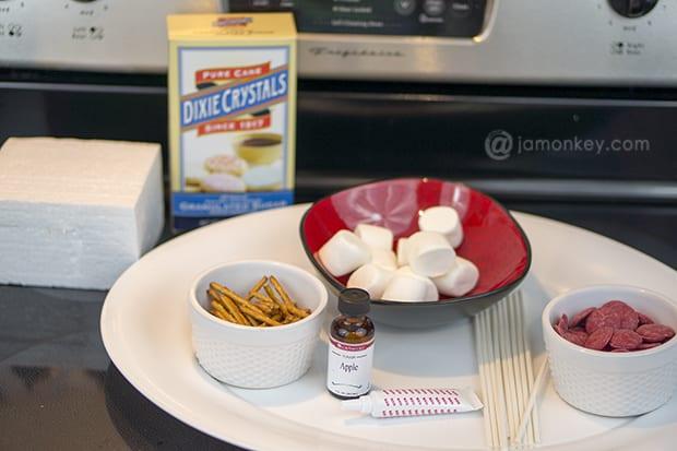 Marshmallow Apple Treats