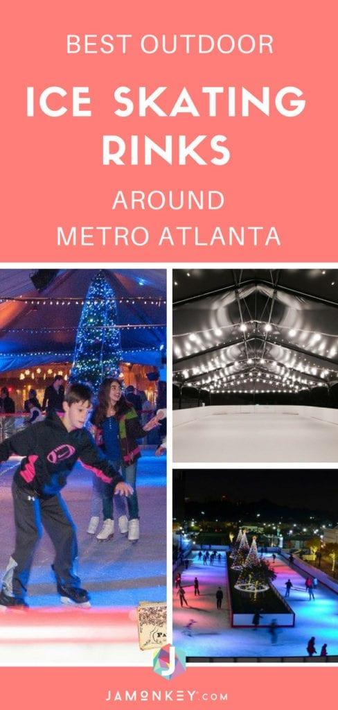 Best Outdoor Ice Skating Rinks Around Metro Atlanta