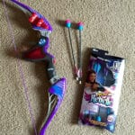 VIDEO: NERF Rebelle Agent Bow and Arrows Review