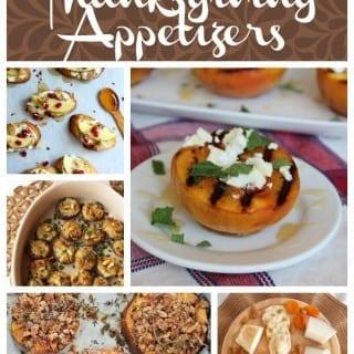 Festive Thanksgiving Appetizers Ideas
