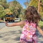 School Bus Sister Love