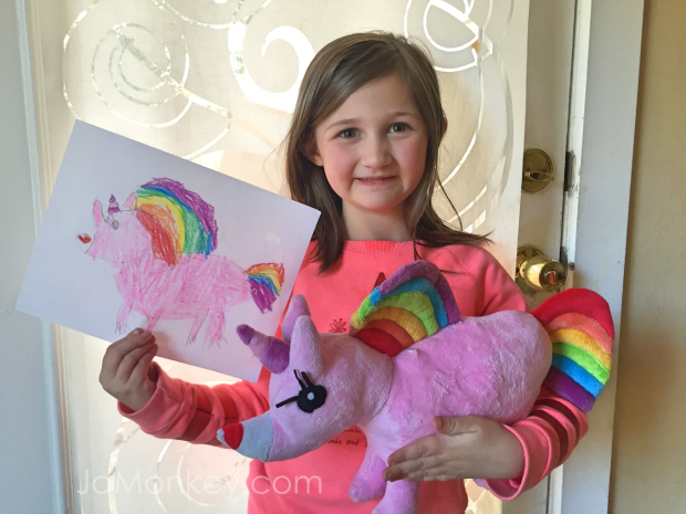 Budsies are the perfect gift to transform the imagination of your child's art into a huggable stuffed animal keepsake.