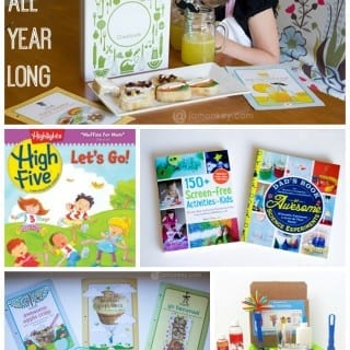 Gifts for Kids that Give All Year Round