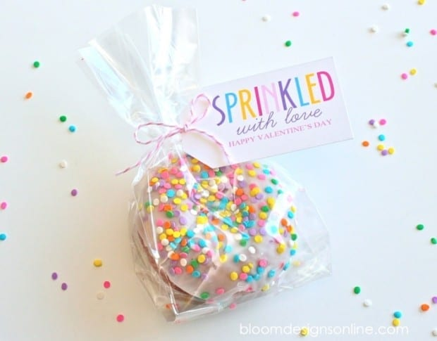 Sprinkles Valentines